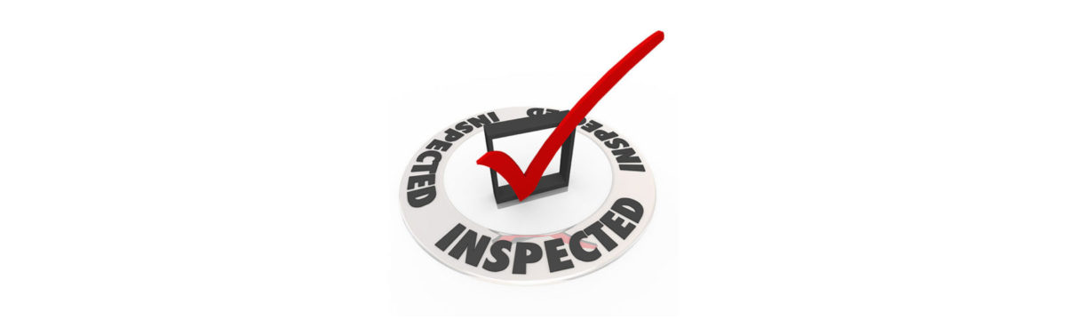 Building inspected contact us
